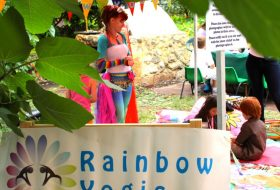 Rainbow Yogis Big Rainbow Weekend!