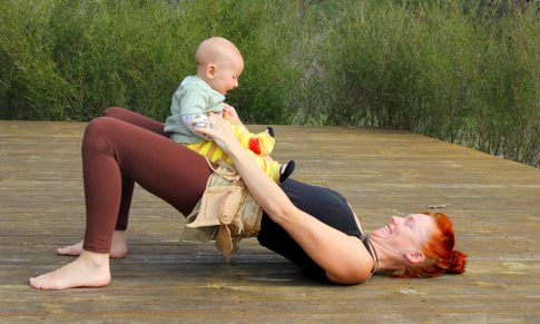 Mummas and Bubs Yoga