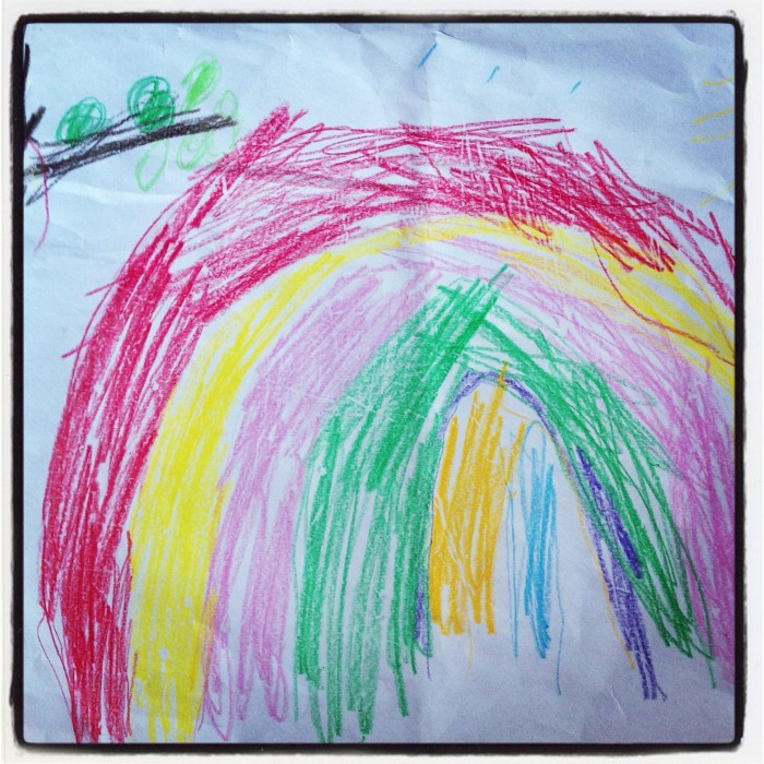 Children's Yoga Journal - Freya - Aged 3