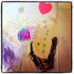 Children's Yoga Journal - Rihanna - Aged 6 - This is Yoga