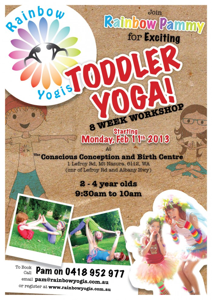 Toddler Yoga Flyer 201302