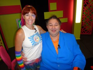 Rainbow Pammy and Fred Mafrica