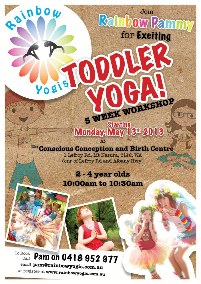 Toddler Yoga Flyer 201303