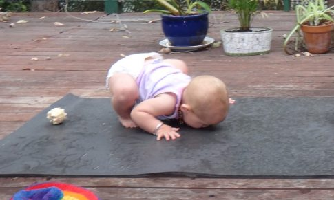 Toddler Yoga Update!!