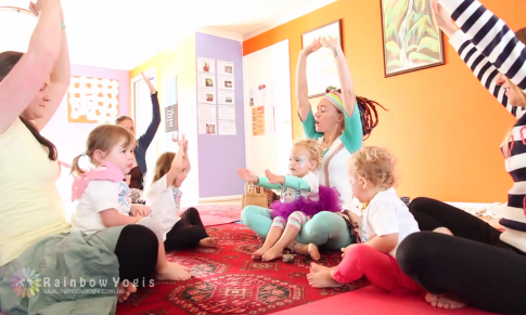 Toddler Yoga!