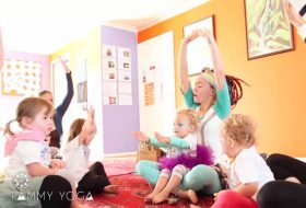 Kids Yoga Sequence for Bedtime